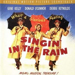 музыка, песни Поющие под дождем
