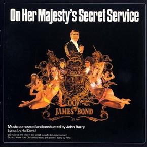 музыка, песни 007: На секретной службе ее Величества