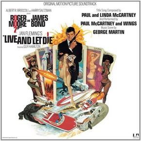 музыка, песни 007: Живи и дай умереть
