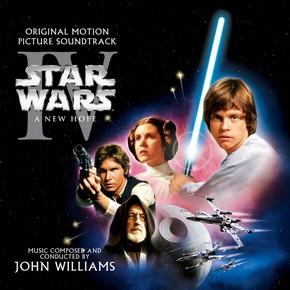 музыка, песни Звездные войны: Эпизод 4 – Новая надежда