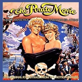 музыка, песни Пиратский фильм