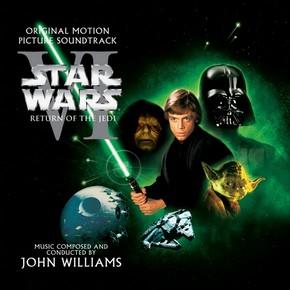 музыка, песни Звездные войны: Эпизод 6 – Возвращение Джедая