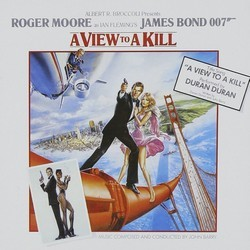 музыка, песни 007: Вид на убийство