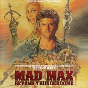 музыка, песни Безумный Макс 3: Под куполом грома