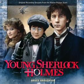 музыка, песни Молодой Шерлок Холмс