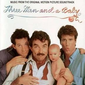 музыка, песни Трое мужчин и младенец