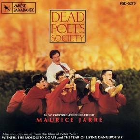 музыка, песни Общество мертвых поэтов