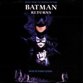 музыка, песни Бэтмен возвращается