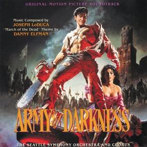 музыка, песни Зловещие мертвецы 3: Армия тьмы