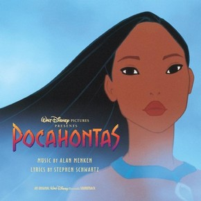 музыка, песни Покахонтас