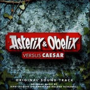 музыка, песни Астерикс и Обеликс против Цезаря