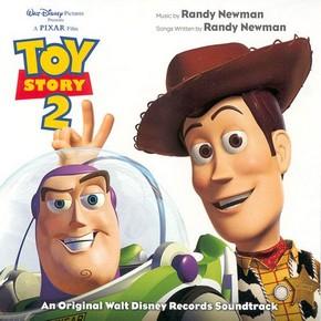 музыка, песни История игрушек 2