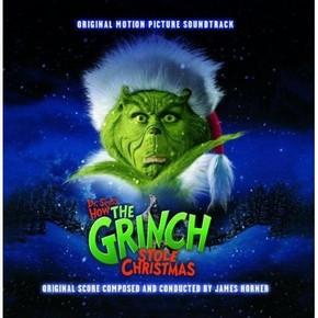 музыка, песни Гринч - похититель Рождества