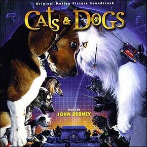 музыка, песни Кошки против собак