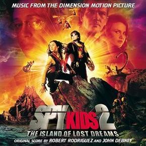 музыка, песни Дети шпионов 2: Остров несбывшихся надежд