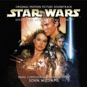 музыка, песни Звездные войны: Эпизод 2 - Атака клонов