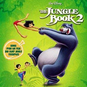 музыка, песни Книга джунглей 2