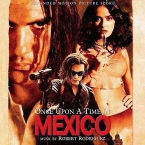 музыка, песни Однажды в Мексике: Отчаянный 2