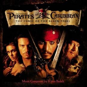 музыка, песни Пираты Карибского моря 1: Проклятие Черной жемчужины