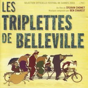 музыка, песни Трио из Бельвилля