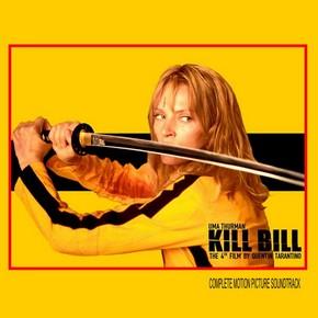 музыка, песни Убить Билла 1