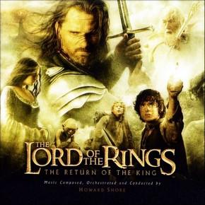 музыка, песни Властелин колец: Возвращение Короля