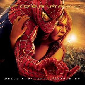 музыка, песни Человек-паук 2