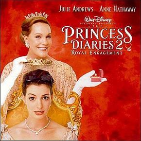 музыка, песни Дневники принцессы 0: Как заделаться королевой