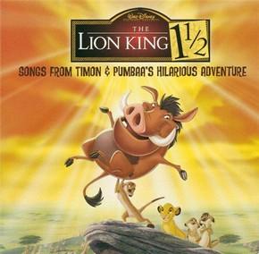 музыка, песни Король-лев 3: Хакуна Матата
