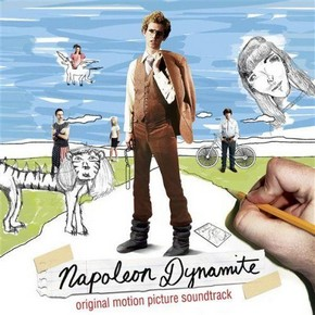 музыка, песни Наполеон Динамит