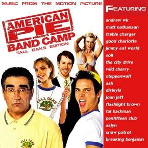 музыка, песни Американский пирог 4: Музыкальный лагерь