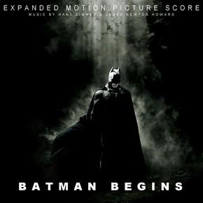 музыка, песни Бэтмен: Начало