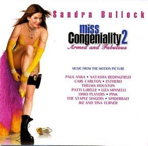 музыка, песни Мисс Конгениальность 2: Прекрасна и опасна