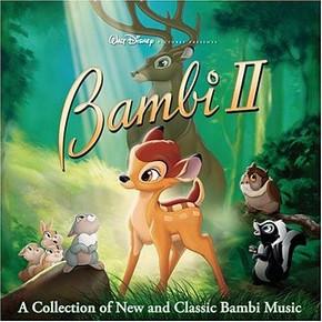 музыка, песни Бэмби 2
