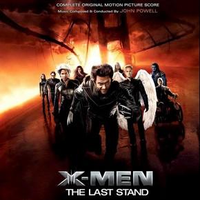 музыка, песни Люди Икс: Последняя битва
