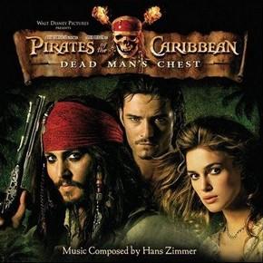 музыка, песни Пираты Карибского моря 2: Сундук мертвеца