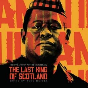 музыка, песни Последний король Шотландии