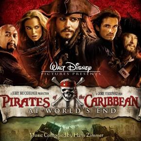музыка, песни Пираты Карибского моря 3: На краю Света