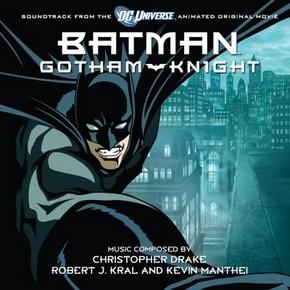 музыка, песни Бэтмэн: Рыцарь Готэма