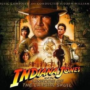 музыка, песни Индиана Джонс и Королевство xрустального черепа