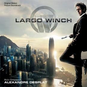музыка, песни Ларго Винч: Начало