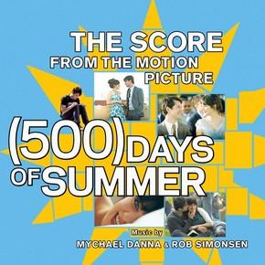музыка, песни 500 дней лета