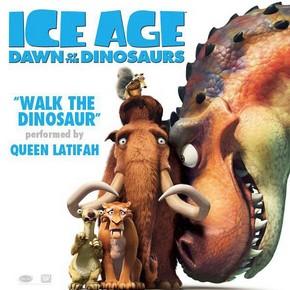 музыка, песни Ледниковый период 3: Эра динозавров