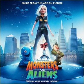 музыка, песни Монстры против пришельцев