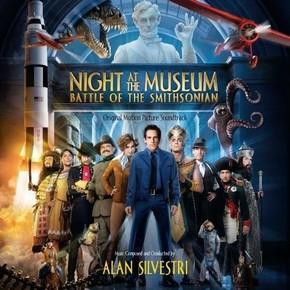 музыка, песни Ночь в музее 2