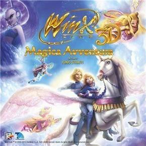 музыка, песни Клуб Винкс: Волшебное приключение