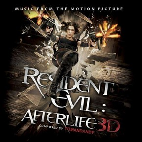 музыка, песни Обитель зла 4: Жизнь после смерти 3D