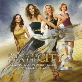 музыка, песни Секс в большом городе 2