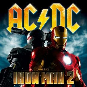 музыка, песни Железный человек 2