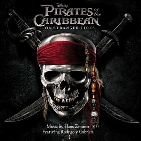 музыка, песни Пираты Карибского моря 4: На странных берегах